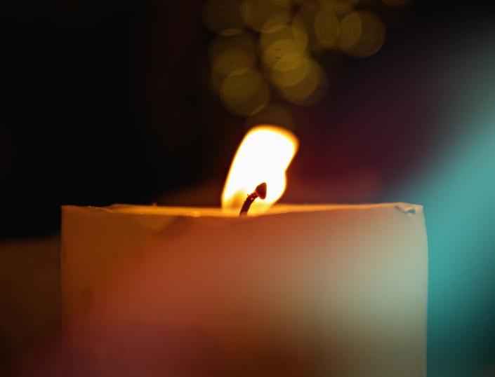 Candle by Zander Bederi