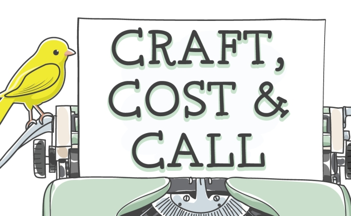 Craft Cost Call book title
