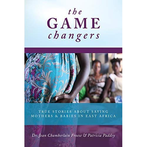 The Game Changers book cover
